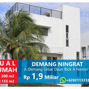 Rumah Murah 2 Lantai Di Demang Ningrat Palembang