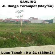 Tanah Medan Selayang, Setiabudi, Ringroad (Mayfair - Tanah 193m2)