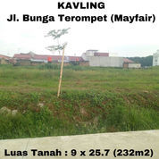 Tanah Medan Selayang, Setiabudi, Ringroad (Mayfair - Tanah 232m2)