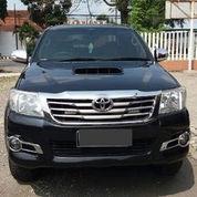 Mobil Toyota Hilux V Tahun 2013 Terawat