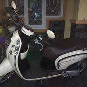 Honda Scoopy Tahun 2016, Kondisi Bagus, Murah