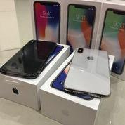 Apple IPhone X 256GB - Garansi Nasional 1 Tahun
