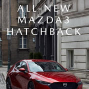 All New Mazda 3 Hot Hatchback Skyactive 2019