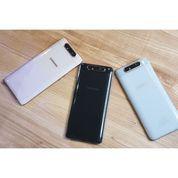 Samsung Galaxy A80 8/128Gb Garansi Resmi - Black-Gold-Silver