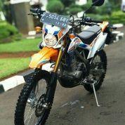 Kawasaki KLX 150 BF SE Extreme Desember 2017 Baru 800km Bandung Jabar