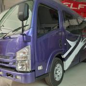 Isuzu Elf Nlr Microbus 20 Seat Deluxe Tahun 2018 ( Unit Baru )