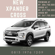 Mobil Baru Mitsubishi Xpander Cross