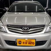 Toyota Kijang Innova 2.0 G AT Silver