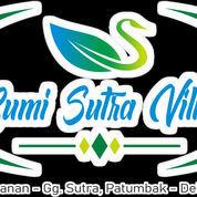BUMI SUTRA VILLAGE, Cluster Termurah Di Dekat Simpang Amplas - Medan