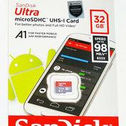 Sandisk Micro SD 32GB A1 Garansi Resmi 10 Tahun Sandisk Indonesia