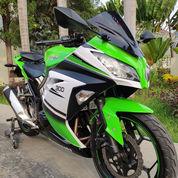 Kawasaki Ninja 300Fi Anniversary Edition 2015(No Ninja 250Fi),Mulus