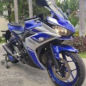 Yamaha R25 ABS 2026 Gp Edition,Low Km,Pajak Hidup,Mulus