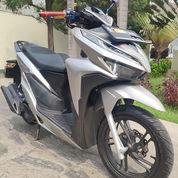 Honda Vario 150 Cbs Iss 2019 Modif Keren,Low Km 7Rb An,Pajak Hidup