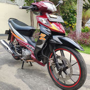 Suzuki Shogun 125 SP 2010 Full Original(Last Year Production Shogun Sp),Pajak Hidup,Low Km,Mulus