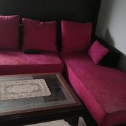 Sofa Model L (Tanpa Meja)