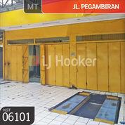 Gudang Jl. Pegambiran Pulo Gadung, Jakarta Timur