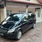 Mercedes Benz Mercy V Ambiente Hitam Tangan 1 Th 2010 Sudah Facelift