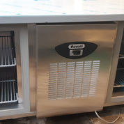 Under Counter Chiller 2 Pintu Merk Nayati