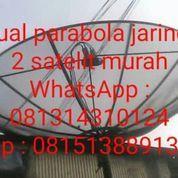 Toko Parabola Pisangan Baru // Pasang+Servis Antena Tv Parabola