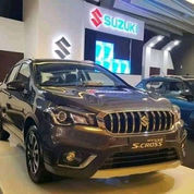 Promo Gila Suzuki SX4 Minor Change Cross