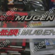 Emblem Mugen Honda