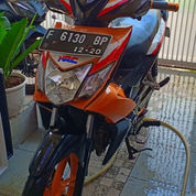 Motor Honda Blade 2010 110 Cc Wilayan Bogor