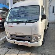 Isuzu Traga Box Aluminium ( Unit Baru )