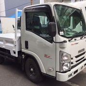 Isuzu Elf Nlr 55 T Engkel CDE Bak Besi ( Mobil Baru )