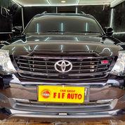 Toyota Fortuner 2.7 G Luxury AT 2015 Hitam