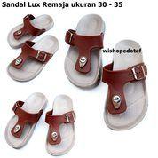 PROMO COD Sandal Rubber Lux Anak Remaja