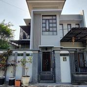 Rumah Modern Minimalis 2 Lantai Siap Huni Posisi Hook Di Malang Kota