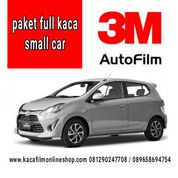 Harga Kaca Film 3M Black Beauty Small Car