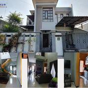 Rumah Minimalis Hook 2 Lantai Siap Huni Jl Besi Malang Kota