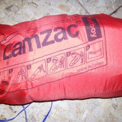 Camzac Lazybag Airbed