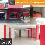 Ruko Taman Semanan Indah, Jakarta Barat, 10x16m, 2 Lt, HGB