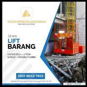 Lift Barang | Sewa Bar Bending | Sewa Bar Cutting | O8I28O437823