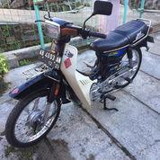 Motor Suzuki RC100. Full Paper, Pajak Off 1 Tahun, Plat Sampe 2023. Surat Menyurat Lengkap