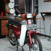 Honda Supercub 700
