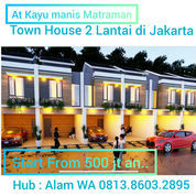 Rumah Minimalis Modern Mewah Di Jakarta