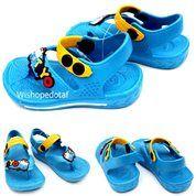 BISA COD Sendal Sepatu Anak Strap Tayo