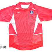 2002-2003 SOUTH KOREA HOME ORIGINAL JERSEY PLAYER ISSUE Size M *MINT*
