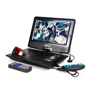 DVD Player Portable Tori TPD-1300 New Sisa Stok