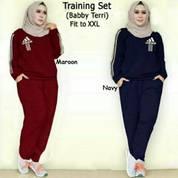 Training Set Adidas Wanita