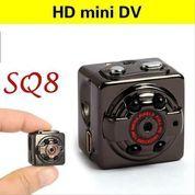 Cctv Spy Cam Kamera Pengintai Mini Sq8 Full HD Ada Slot Micro Sd