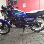 Yamaha Rx King 2003 Biru Istimewa