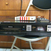 Video Betamax Sony SL-F50 Masih Berfungsi