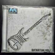 CD Album Kompilasi Guitaritual Vol. 1
