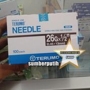 Termurah Needle Terumo 26g Needle 26g Terumo 26 G Box