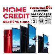 CICILAN TANPA DP SAMSUNG GALAXY A20S 4/64GB PROMO AKHIR TAHUN