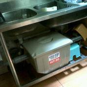 Portable grease trap